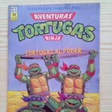 Cómics: AVENTURAS TORTUGAS NINJA - NUMERO 28 (ZINCO). Lote 94237433