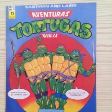 Cómics: AVENTURAS TORTUGAS NINJA - NUMERO 43 (ZINCO). Lote 114616258