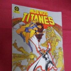 Comics: NUEVOS TITANES. Nº 3. EDICIONES ZINCO.. Lote 77741089