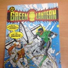 Cómics: COMIC RETAPADO NUNCA LEIDO GREEN LANTERN CONTIENE DEL18 AL 22. Lote 78108725