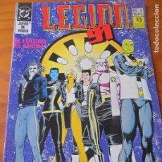 Cómics: LEGION 91 - Nº 9 - L.E.G.I.O.N. '91 - ZINCO DC COMICS -. Lote 79025573