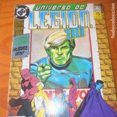Comics: LEGION 90 - UNIVERSO DC Nº 18 - L.E.G.I.O.N. '9 - ZINCO DC COMICS -. Lote 79025689