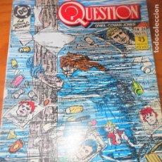 Cómics: THE QUESTION Nº 24 - ZINCO DC COMICS. Lote 79029129