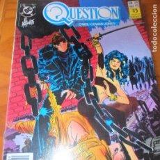 Cómics: THE QUESTION Nº 29 - ZINCO DC COMICS. Lote 79029233
