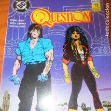 Comics: THE QUESTION Nº 27 - ZINCO DC COMICS. Lote 79029277