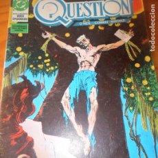 Cómics: THE QUESTION Nº 9 - ZINCO DC COMICS. Lote 79029329