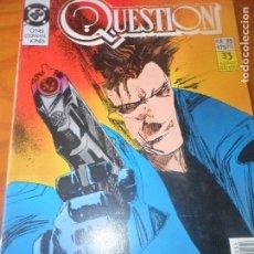 THE QUESTION Nº 35 - ZINCO DC COMICS
