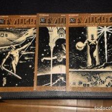 Cómics: TWILIGHT - - OBRA COMPLETA (3 NUMEROS) - CHAYKIN/JOSE LUIS GARCIA-LOPEZ - ZINCO DC COMICS 1991. Lote 79316661