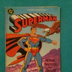 Cómics: SUPERMAN - EDICIONES ZINCO - NUMERO 8 - ¡EL SECRETO REVELADO!. Lote 79523621