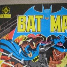 Cómics: BATMAN EDICIONES ZINCO, Nº 2, 1982. Lote 79674933