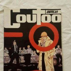 Cómics: COUTOO, ANDREAS – MONOGRAFIA – EDICIONES ZINCO 1991-. Lote 79758105