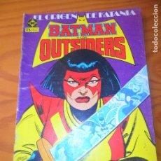 Cómics: BATMAN Y LOS OUTSIDERS Nº 8 - ZINCO. Lote 80101313