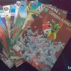 Cómics: GREEN ARROW MAXISERIE COMPLETA ZINCO. Lote 80388853