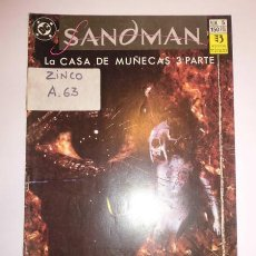 Cómics: SANDMAN NUM 5 - EDICIONES ZINCO - 1991. Lote 80452970