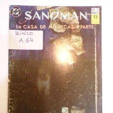 Cómics: SANDMAN NUM 7 - EDICIONES ZINCO - 1991. Lote 80452974