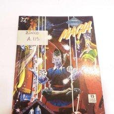 Cómics: COMIC LOS LIBROS DE LA MAGIA - LIBRO IV NUMS - EDICIONES ZINCO - 1991. Lote 80453558