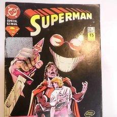 Cómics: SUPERMAN - NUM 7 - ESPECIAL 52 PAGS - EDICIONES ZINCO - 1994. Lote 80453909