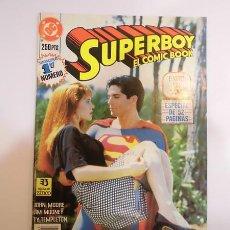Cómics: SUPERBOY EL COMIC BOOK - NUM 1 - ESPECIAL 52 PAGS - EDICIONES ZINCO - 1991. Lote 80453929