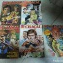 Cómics: LOTE DE 3 COMICS PARA ADULTOS CHACAL. Lote 81698960