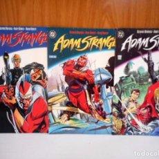 Cómics: ADAM STRANGE ( SERIE COMPLETA ) ZINCO. Lote 155246796