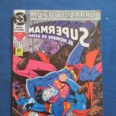 Cómics: SUPERMAN Nº 11 - MUNDO BIZARRO - ESPECIAL 52 PAGINAS - DC / EDICIONES ZINCO. Lote 82285608