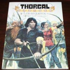 Cómics: THORGAL - LOS ARQUEROS - ROSINSKI/VAN HAMME - EDICIONES ZINCO - 1986. Lote 82516976
