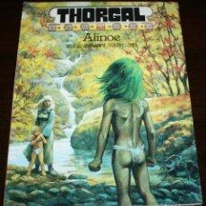 Cómics: THORGAL - ALINOE - ROSINSKI/VAN HAMME - EDICIONES ZINCO - 1986. Lote 82517000