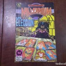 Cómics: MILLENNIUM Nº 4. LA ELECCIÓN. Lote 82815204