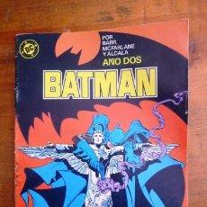 Cómics: BATMAN. Nº 5 / POR BARR, MCFARLANE Y ALCALÁ. Lote 82847036