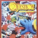 Cómics: THE QUESTION 10 POR DENNY O'NEIL, DENYS COWAN - EDICIONES ZINCO (1988). Lote 82882766