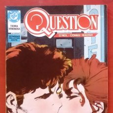 Cómics: THE QUESTION 12 POR DENNY O'NEIL, DENYS COWAN - EDICIONES ZINCO (1988). Lote 82882923