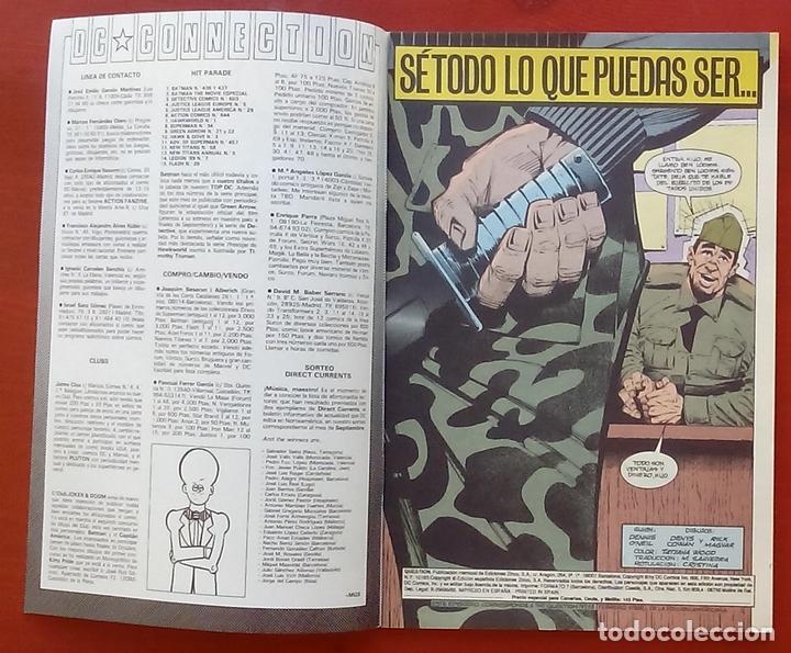Cómics: The Question 13 por Denny ONeil, Denys Cowan - Ediciones Zinco (1988) - Foto 3 - 82882991