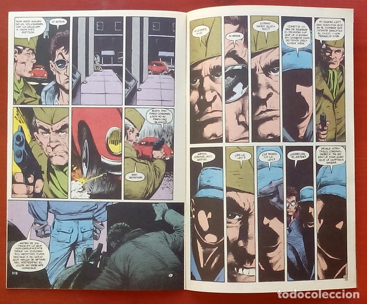 Cómics: The Question 13 por Denny ONeil, Denys Cowan - Ediciones Zinco (1988) - Foto 4 - 82882991