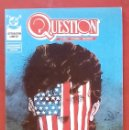 Cómics: THE QUESTION 14 POR DENNY O'NEIL, DENYS COWAN - EDICIONES ZINCO (1988). Lote 82883050