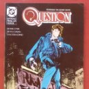Cómics: THE QUESTION 15 POR DENNY O'NEIL, DENYS COWAN - EDICIONES ZINCO (1988). Lote 82883107