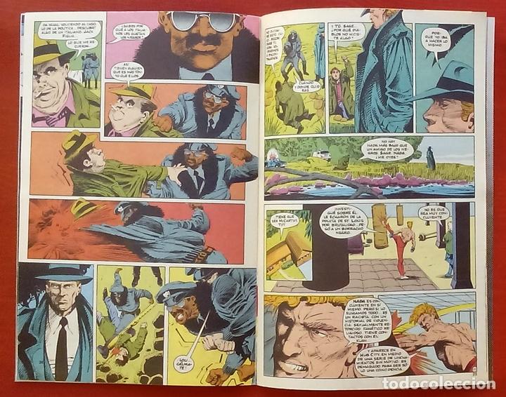Cómics: The Question 15 por Denny ONeil, Denys Cowan - Ediciones Zinco (1988) - Foto 5 - 82883107