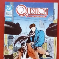 Cómics: THE QUESTION 16 POR DENNY O'NEIL, DENYS COWAN - EDICIONES ZINCO (1988). Lote 82883159