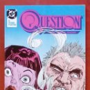 Cómics: THE QUESTION 19 POR DENNY O'NEIL, DENYS COWAN - EDICIONES ZINCO (1989). Lote 82883218