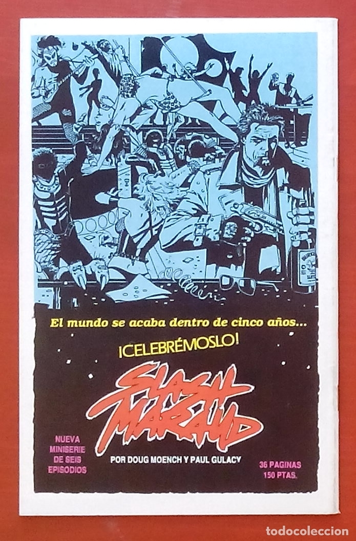 Cómics: The Question 19 por Denny ONeil, Denys Cowan - Ediciones Zinco (1989) - Foto 2 - 82883218