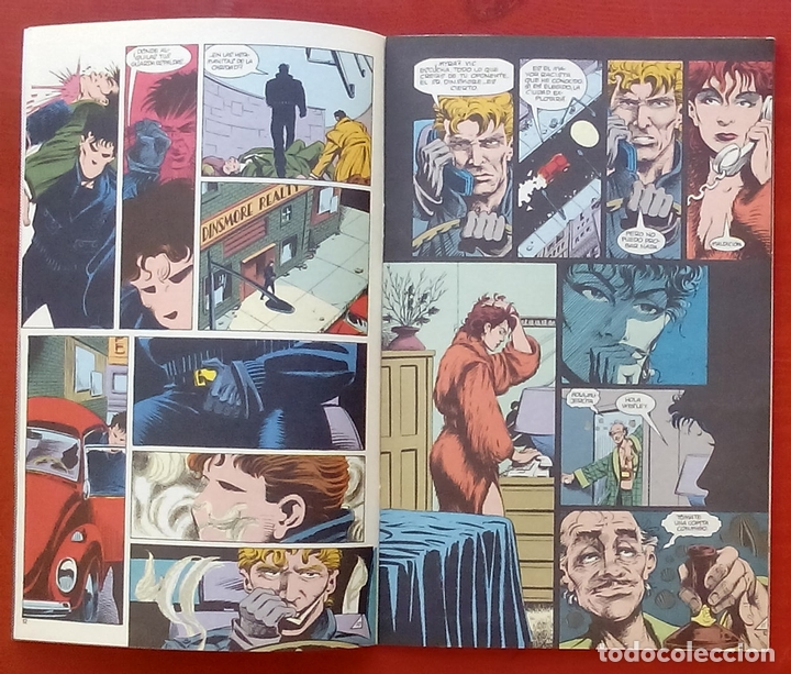 Cómics: The Question 19 por Denny ONeil, Denys Cowan - Ediciones Zinco (1989) - Foto 4 - 82883218