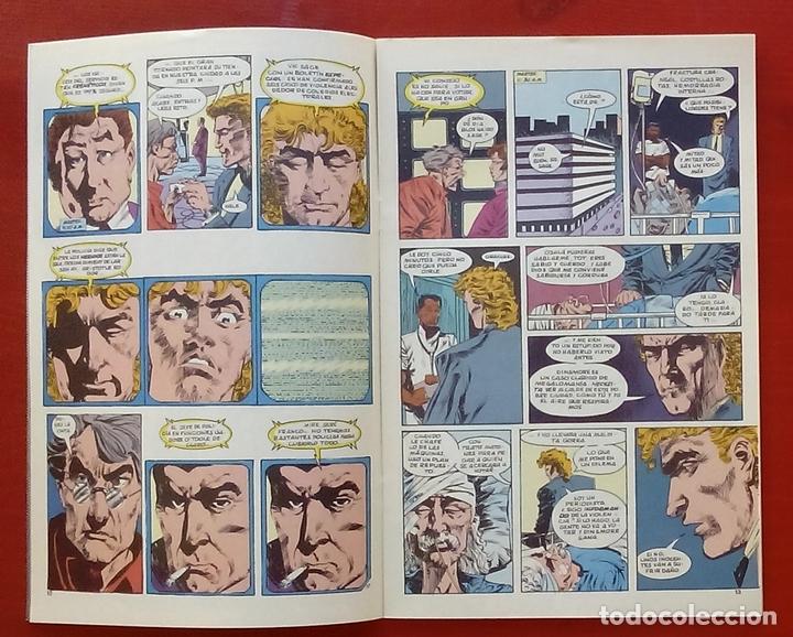 Cómics: The Question 23 por Denny ONeil, Denys Cowan - Ediciones Zinco (1989) - Foto 4 - 82883422