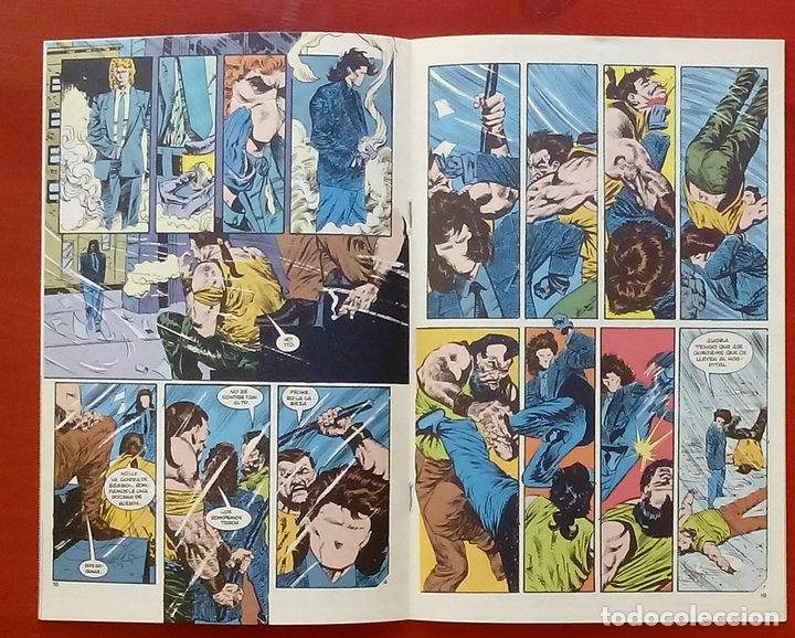 Cómics: The Question 23 por Denny ONeil, Denys Cowan - Ediciones Zinco (1989) - Foto 5 - 82883422