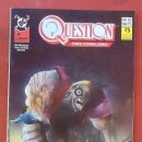 Cómics: THE QUESTION 25 POR DENNY O'NEIL, DENYS COWAN - EDICIONES ZINCO (1989). Lote 82892756