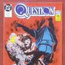 Cómics: THE QUESTION 28 POR DENNY O'NEIL, DENYS COWAN - EDICIONES ZINCO (1989). Lote 82892862
