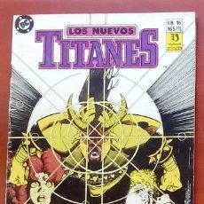 Cómics: NUEVOS TITANES VOL.2 Nº16 POR MARV WOLFMAN, GEORGE PÉREZ - EDICIONES ZINCO (1990). Lote 82895724