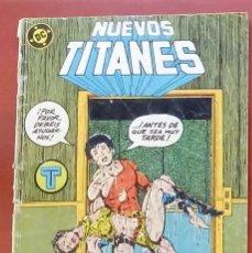 Cómics: NUEVOS TITANES Nº37 POR MARV WOLFMAN, GEORGE PÉREZ, MIKE DECARLO - EDICIONES ZINCO (1987). Lote 82895747