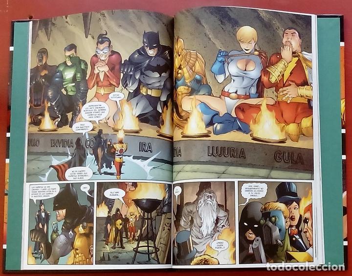 Cómics: JLA / JSA: Pecados y Virtudes por David Goyer, Geoff Johns, Carlos Pacheco - Norma Comics (2003) - Foto 5 - 82896059