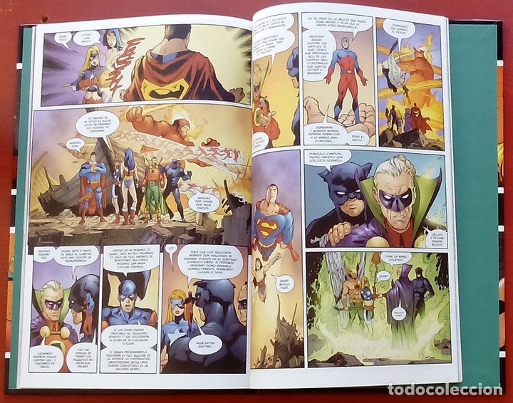 Cómics: JLA / JSA: Pecados y Virtudes por David Goyer, Geoff Johns, Carlos Pacheco - Norma Comics (2003) - Foto 7 - 82896059