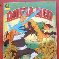 Cómics: OMEGA MEN Nº4 POR ROGER SLIFER, KEITH GIFFEN, JACK KIRBY - EDICIONES ZINCO (1985). Lote 82975104