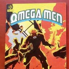 Cómics: OMEGA MEN Nº6 POR ROGER SLIFER, KEITH GIFFEN, JACK KIRBY - EDICIONES ZINCO (1985). Lote 82975170
